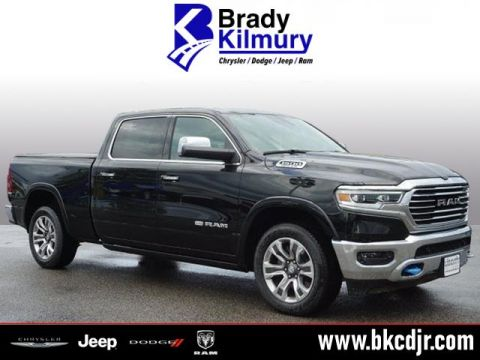 New 2019 RAM 1500 Laramie Longhorn With Navigation