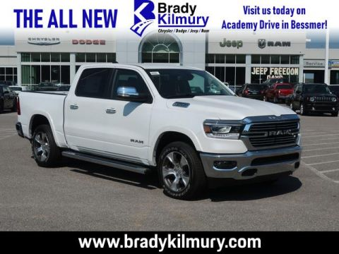 New 2019 RAM 1500 Laramie With Navigation