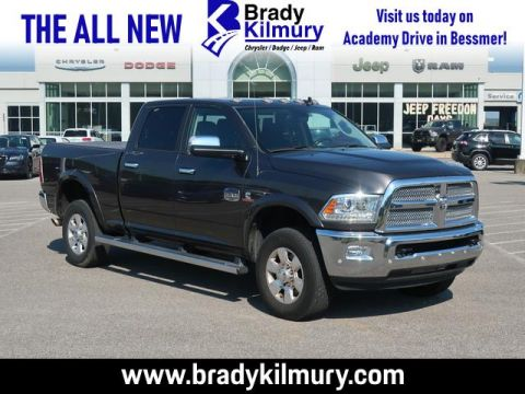 Pre-Owned 2016 Ram 2500 Laramie Longhorn With Navigation & 4WD